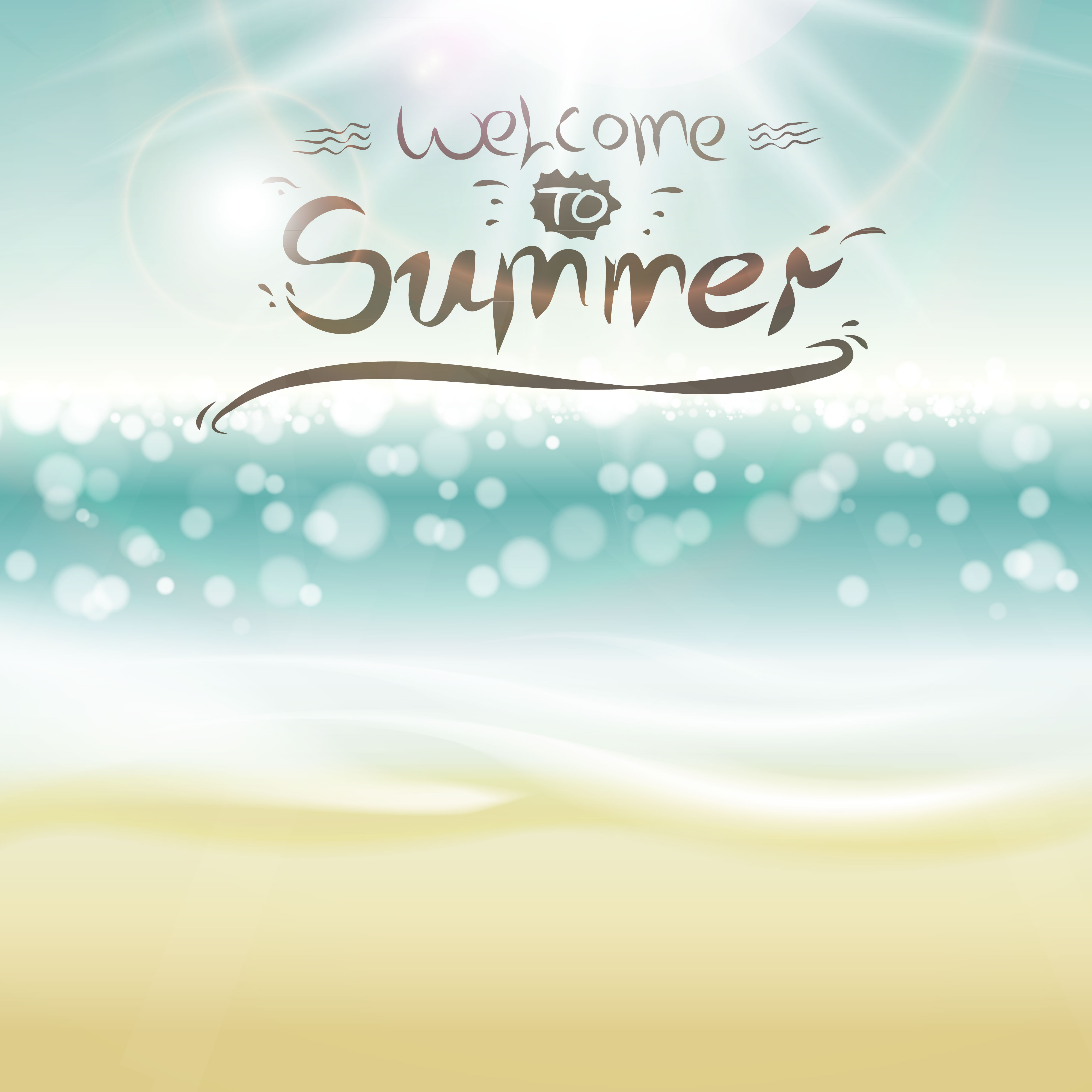 Summer backgrounds with light vector dot 01 free vector downloads background backgrounds light summer voltagebd Images