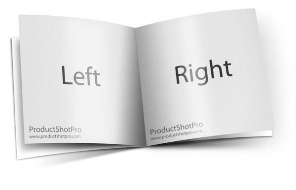 3d book template photoshop