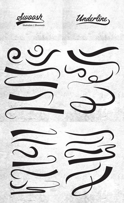 how to create different pen strokes in calligraphy